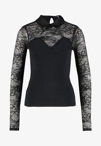 Morgan - Long sleeved top - noir - 4