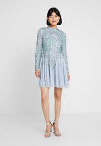 Lace & Beads - ALANA DRESS - Cocktail dress / Party dress - blue - 2