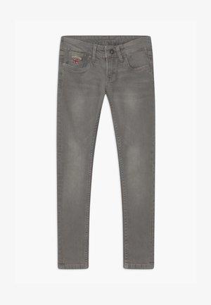 PAULETTE - Skinny džíny - grey denim