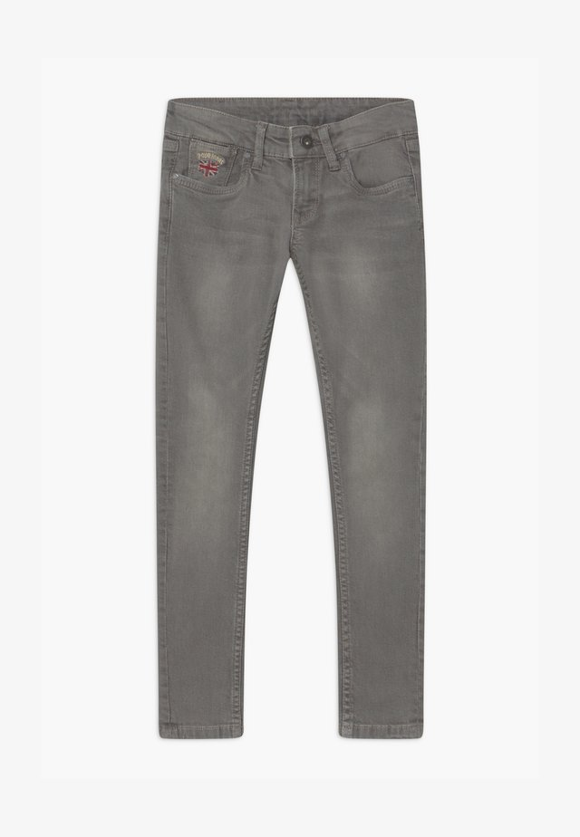 PAULETTE - Jeans Skinny Fit - grey denim