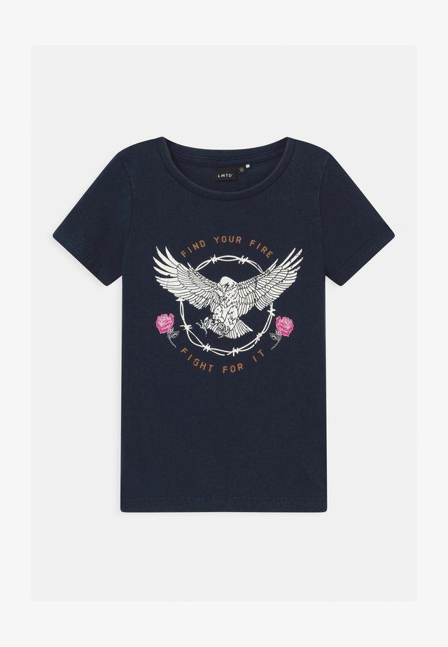 T-shirt imprimé - dress blues