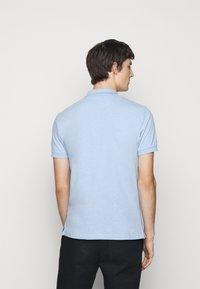 Hackett London - SLIM FIT LOGO - Polo shirt - blue - 2