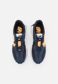 New Balance - UNISEX - Sneakers - navy/yellow/white - 3