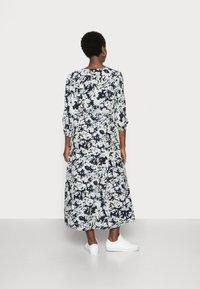 Moss Copenhagen - THESSA JALINA DRESS - Maxi dress - cap blur - 2