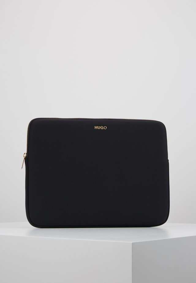 MEGAN LAPTOP CASE - Torba na laptopa - black