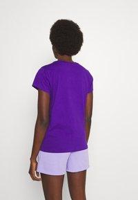 Polo Ralph Lauren - TEE SHORT SLEEVE - Basic T-shirt - british purple - 2