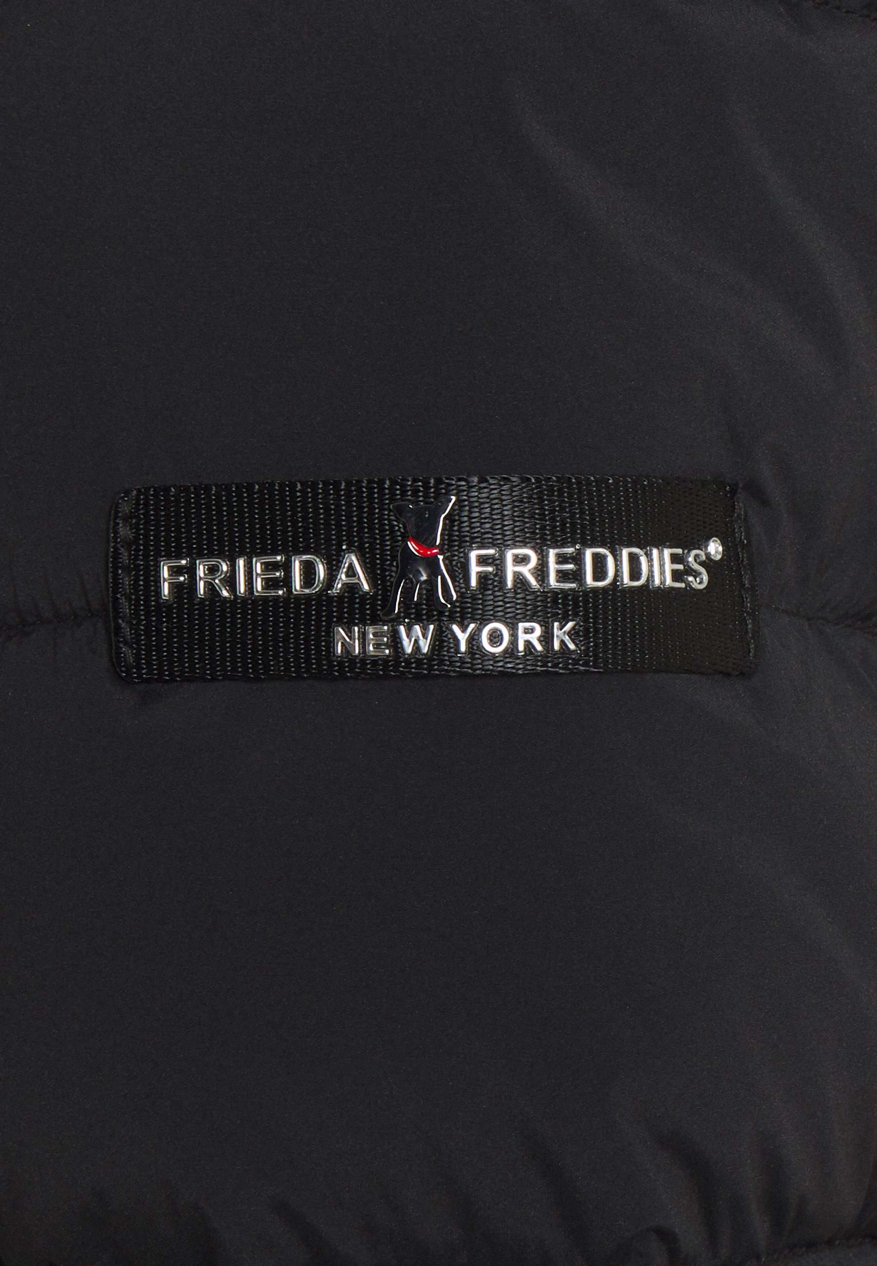 Frieda & Freddies Vinterkåpe frakk black Zalando.no