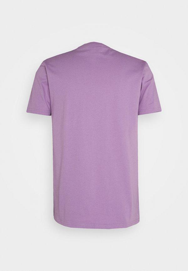 Ellesse MAVOZ - T-shirt z nadrukiem - lilac/fioletowy Odzież Męska JCIC