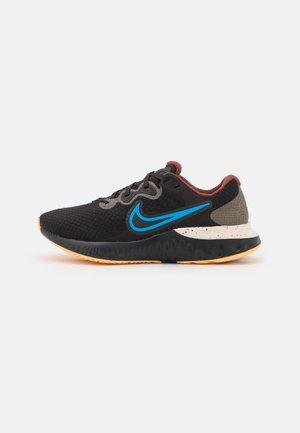 RENEW RUN 2 - Neutrální běžecké boty - black/photo blue/dark pony/melon tint/pearl white