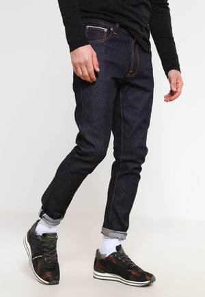 LEAN DEAN - Džíny Slim Fit - dry japan selvage