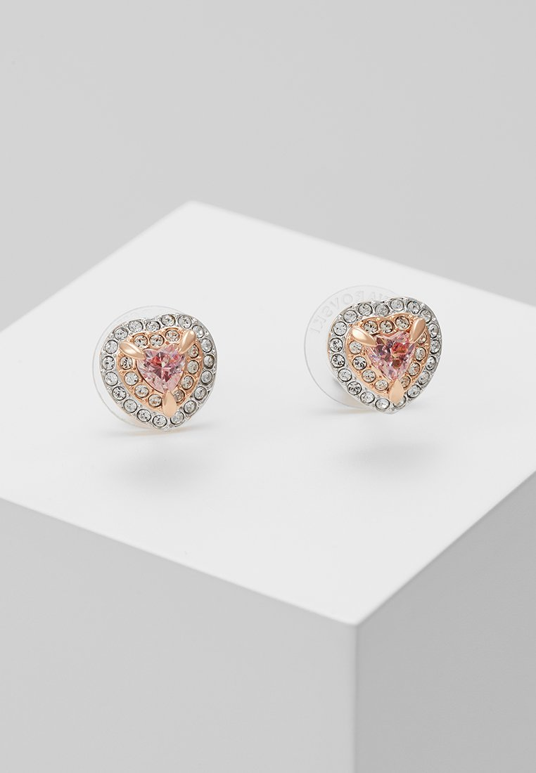 Swarovski - ONE STUD - Pendientes - fancy morganite