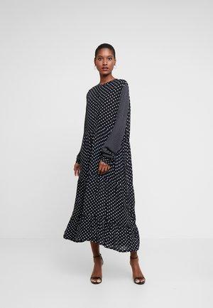 DOTTA AMBER DRESS - Maxi dress - black deep