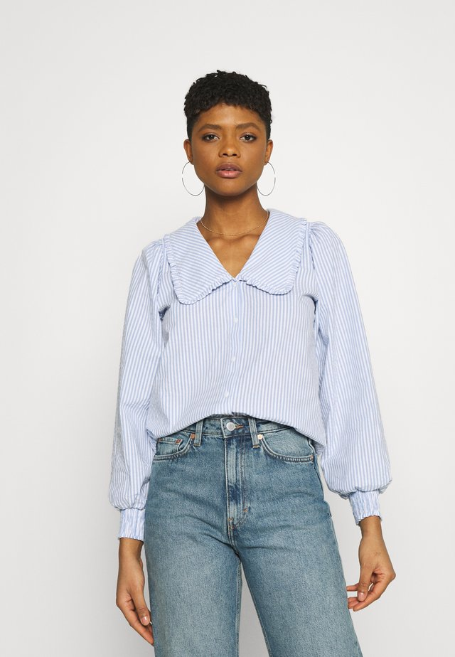 SAFRINA - Blouse - light blue