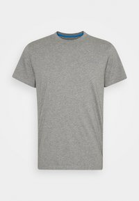 ALVARO UNISEX - T-shirt z nadrukiem - grey marl