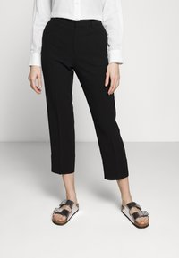 Filippa K - REGINA TROUSER - Trousers - black - 0