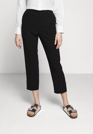 REGINA TROUSER - Pantaloni - black