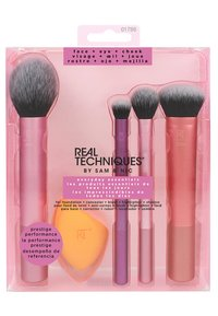 Real Techniques - EVERYDAY ESSENTIALS SET - Set de brosses à maquillage - -