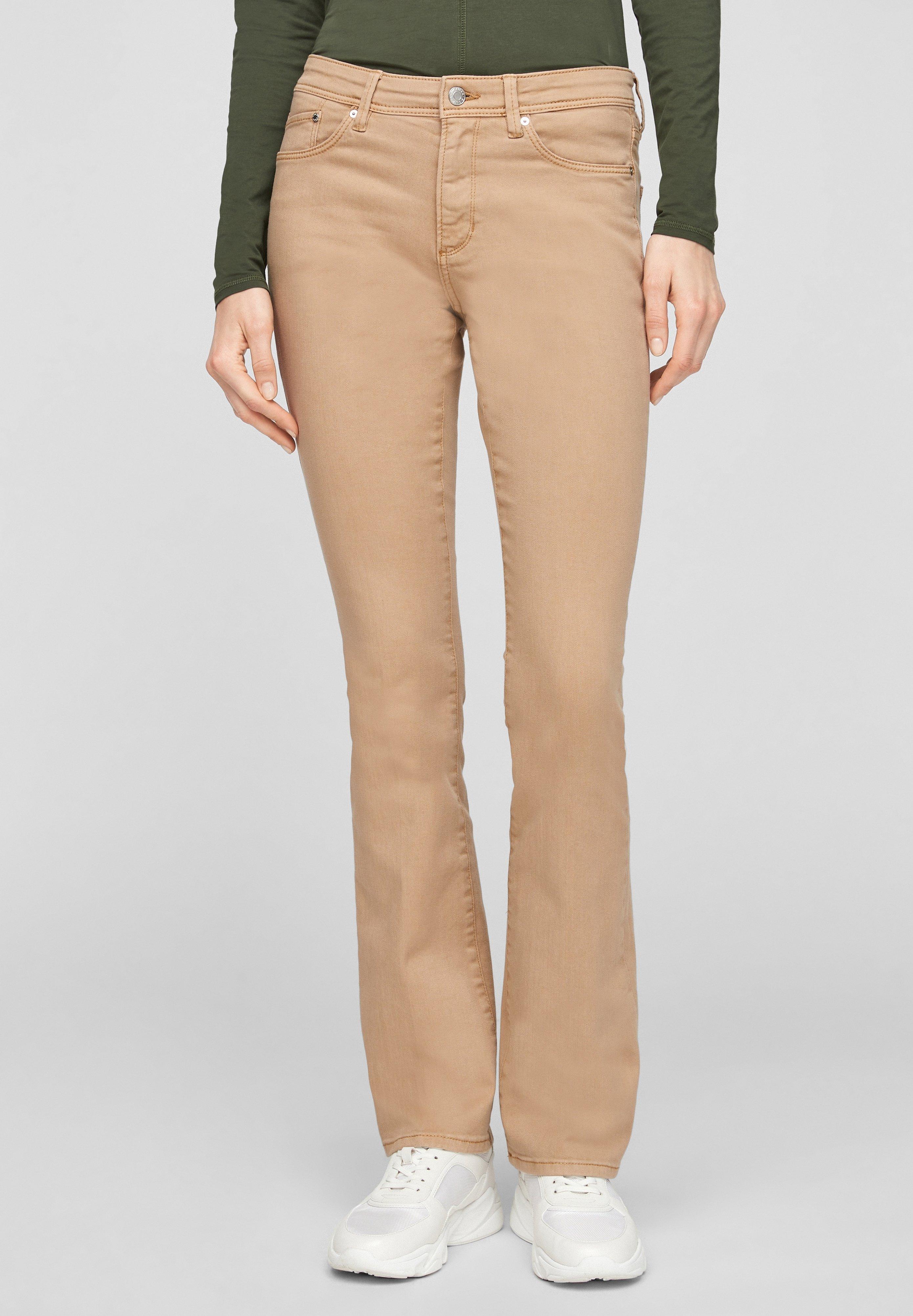 Femme SLIM FIT BOOTCUT  - Jean bootcut