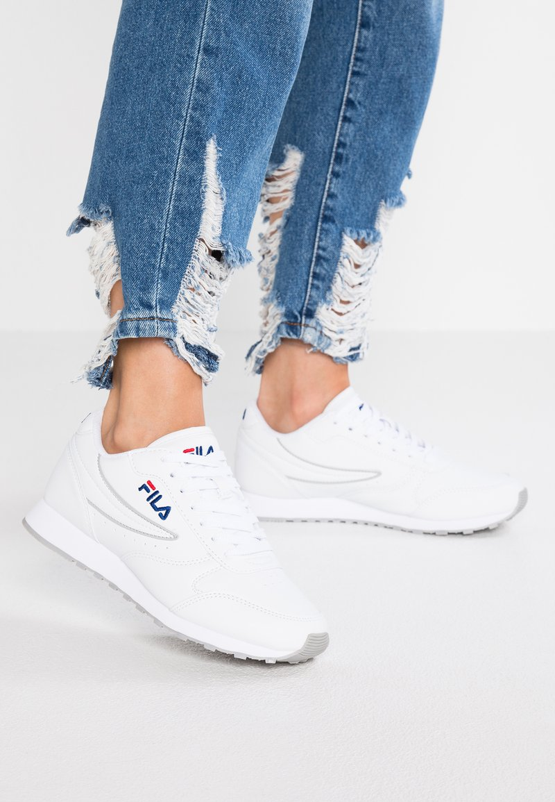 Fila - ORBIT - Zapatillas - white