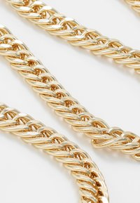 Burton Menswear London - THICK CHAIN - Ketting - gold-coloured - 4