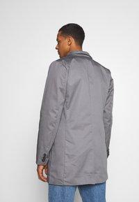 Newport Bay Sailing Club - TRANS COAT - Short coat - grey - 2