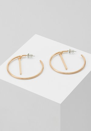 CYAN - Earrings - gold-coloured