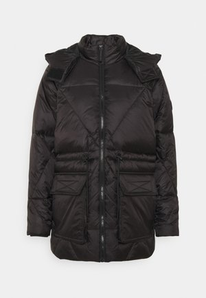 NMTANNA JACKET  - Abrigo de invierno - black