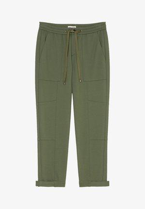 LONTTA - Trousers - fresh moss