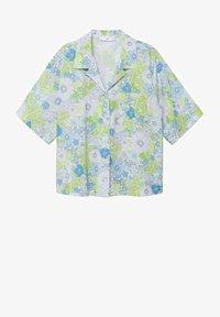 Mango - Button-down blouse - himmelblau - 1