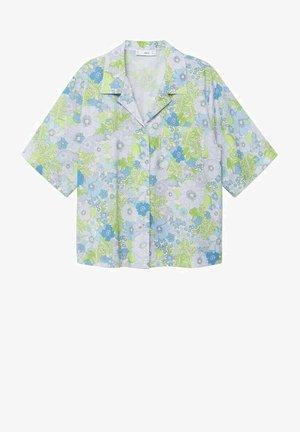 Skjortebluser - himmelblau