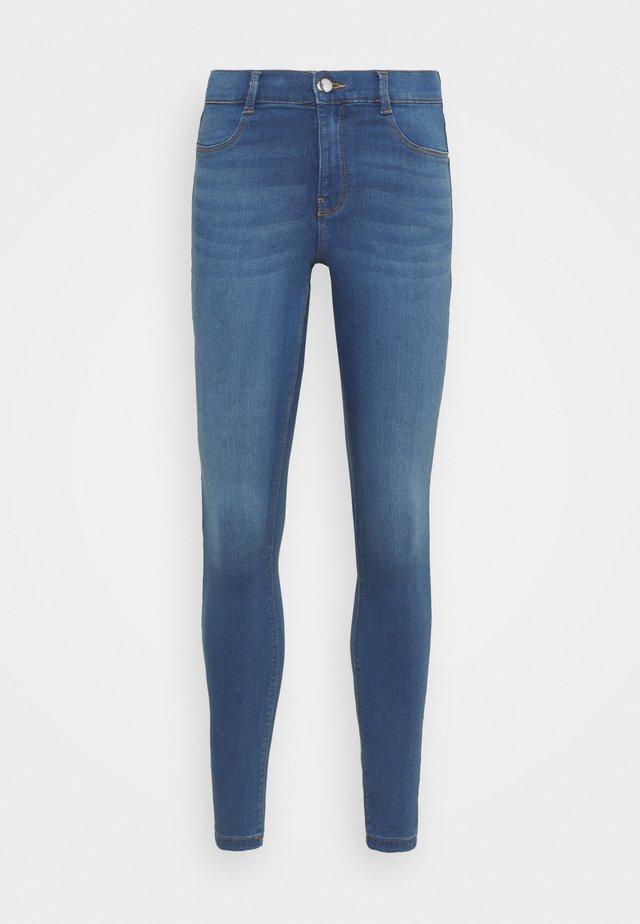 FRANKIE - Jeans Skinny Fit - midwash