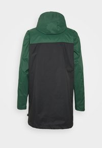 Vans - REDWOOD - Windbreaker - black/pine needle