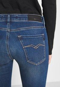 Replay - NEW LUZ - Jeans Skinny Fit - medium blue - 6