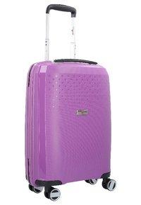 Hardware - BUBBLES  - Wheeled suitcase - purple - 3