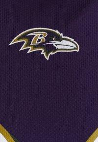 Fanatics - NFL BALTIMORE RAVENS FRANCHISE SUPPORTERS  - Club wear - purple - 2