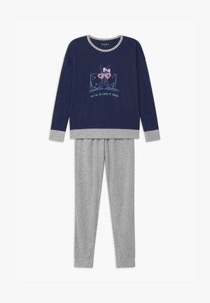 TEENS SET - Pyjama set - dunkelblau