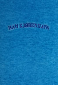 Han Kjøbenhavn - BOXY TEE - Print T-shirt - faded blue - 5
