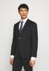 Michael Kors - SLIM FIT SUIT - Suit - black - 2