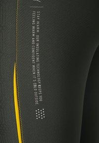 adidas Performance - ASK  - Leggings - khaki - 3