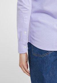Polo Ralph Lauren - HEIDI LONG SLEEVE - Koszula - hyacinth - 6