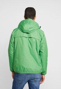 K-Way - UNISEX CLAUDE ORESETTO - Light jacket - green - 2