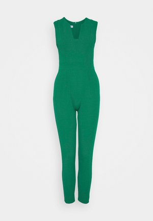 Tuta jumpsuit - leaf green