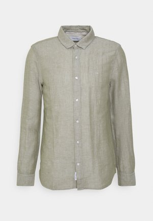 SLIM FIT SHIRT - Shirt - green