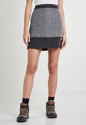 ROCK VERONA - A-line skirt - grau