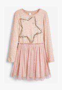 Next - Cocktail dress / Party dress - pink - 0