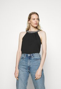 Anna Field - Top - black - 0