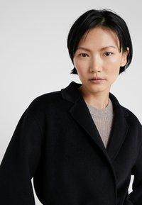 Filippa K - ALEXA COAT - Classic coat - black - 3