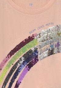 GAP - GIRL - Top sdlouhým rukávem - murmur pink - 2