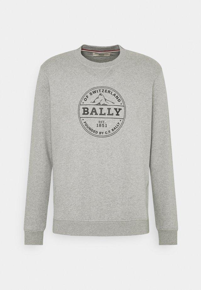 Sweatshirt - grigio melange