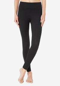 Calzedonia - Leggings - Stockings - black - 0